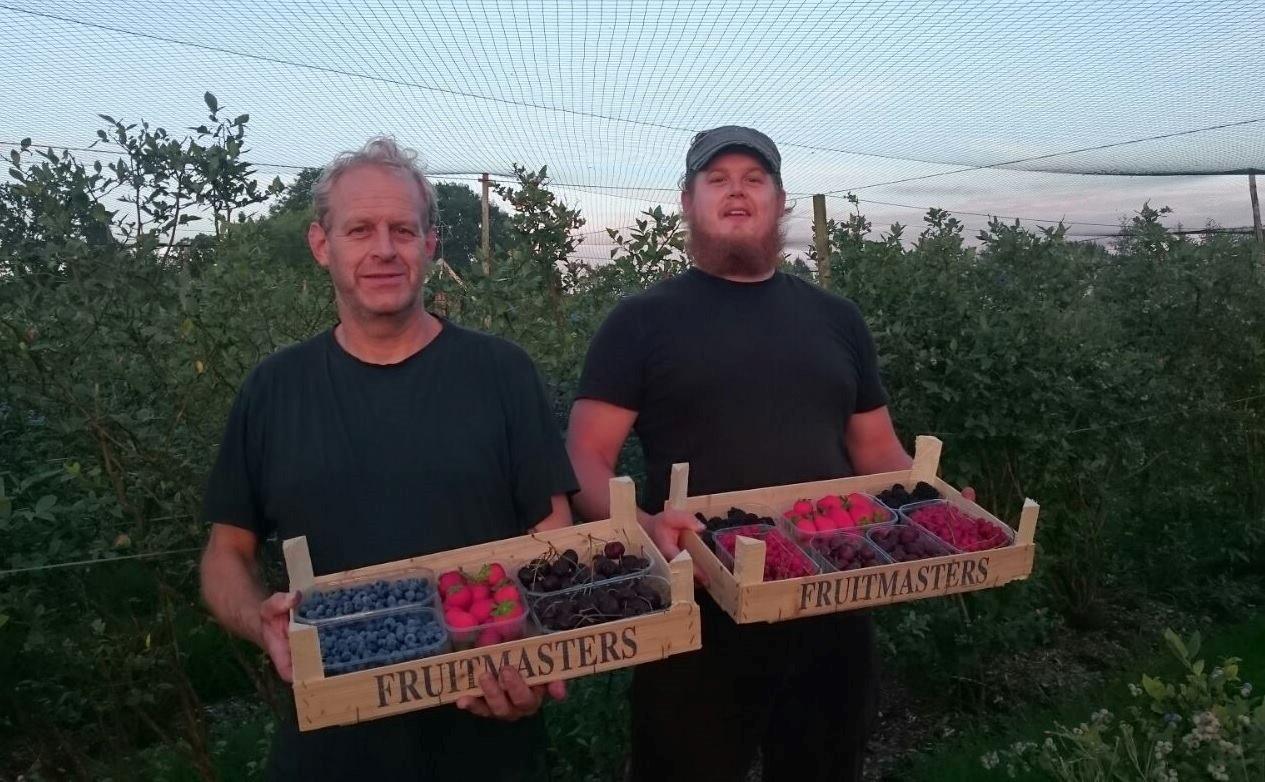 Sparkberry - Blauwe bessenkwekerij