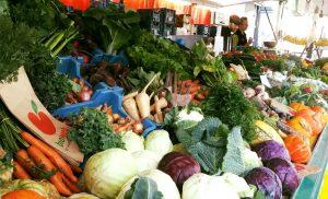 Biologische Markt Leeuwarden